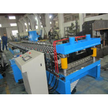 Fully Automatic Galvanized Steel Roll Forming Machine