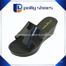 2016 Ladies Sandal New Design Wedge Sandal