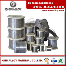 Swg 26 28 30 Fecral27/7 Supplier 0cr27al7mo2 Wire for Industrial Usage