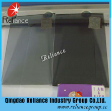6mm Light Grey Float Glass/Tinted Glass with ISO