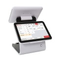 125 Supporto per tablet pos Dual Screen