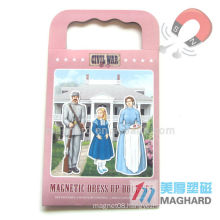 Magnetic DIY Toy magnetic dress up