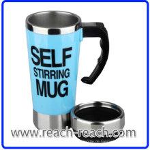 Selbst unter ständigem Rühren Becher, elektrische Kaffeebecher Travel Mug (R-E022)