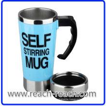 Self Stirring Mug, Electric Coffee Mug, Travel Mug (R-E022)