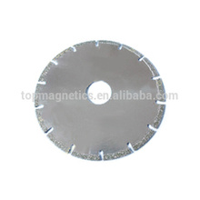 Electroplated diamond / CNB saw blade