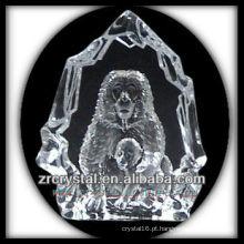 K9 Crystal Intaglio do molde S004