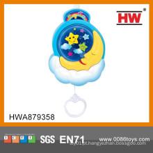 Brinquedo de plástico de alta qualidade musical berço do bebê