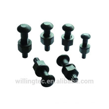 Customized screw bolts from manufacturer