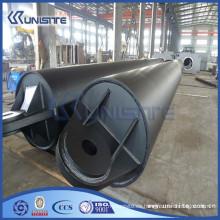 Tubo flotante del fabricante en tubos de acero para el dragado (USB4-004)
