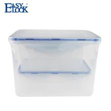 Recipiente de armazenamento de comida de plástico EASYLOCK com embalagem de psiquiatra