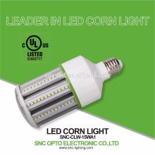 Meilleure vente de lumière de maïs IP64 LED / ampoule de maïs UL 15W LED / ampoule de maïs épi E26 LED