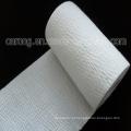 Bandagem de uso medicinal de algodão para primeiros socorros