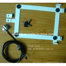 Cerradura, cerradura del ordenador portátil para el iPad (AL-IPADLOCK2, 3, 4, 5)