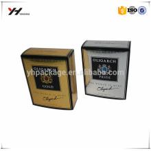 Professioneller kosmetischer Verpackungsdruck Creed Perfume Box
