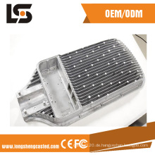 Kundenspezifisches Aluminium Druckguss für LED-Beleuchtungsteile