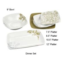 Cena de la porcelana 20PCS fijada (estilo # 3459)