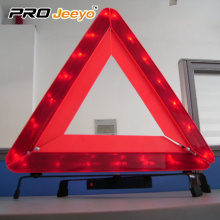 21led lights warning triangle com alta qualidade