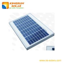 Panel solar de 5W para sistema fuera de la red