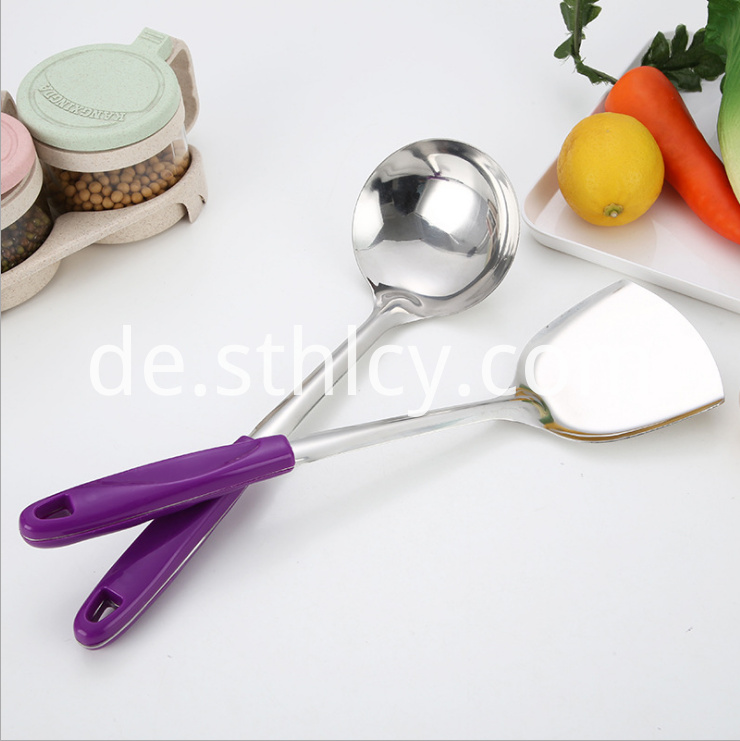 Stainless Steel Kitchen Tool Set