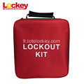 Lockey Personal Safety Bag Étiquette électrique Lockout Lockout