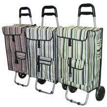 Carrito de aluminio de la carretilla de las compras para promocional (SP-531)
