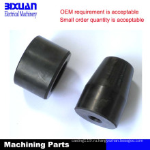 Часть CNC подвергая механической обработке