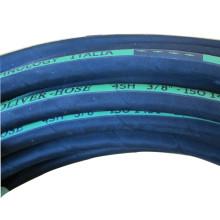 4SH High Pressure Hose/ Steel Wire Reinforced Hydraulic Rubber Pipe