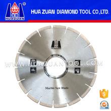 Diamant-Ausschnitt-Kreissäge der hohen Leistungsfähigkeits-250mm sah Sägeblatt für Marmor