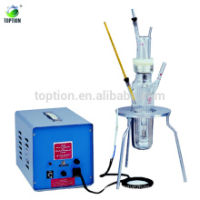 Metal Halide Lamp Photochemical Glass Reactor/Quartz Photochemical Reactor for sale
