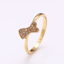 12343 xuping ring jewelry women gold ring fashion jewelry rings
