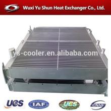 Уси алюминиевый гидравлический промышленный масляный радиатор