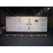silent type 325KVA diesel generator water cooled