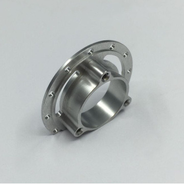 Fräsning Maskinering Aluminium Alloy Fittings