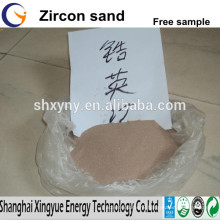 Low price zircon sand/ Zircon flour for investment casting industry for sale
