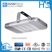 Alta luz de la bahía del alto brillo 200W LED con el sensor de movimiento