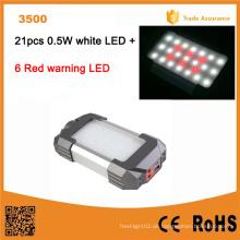 Lumifire 3500 2015 Hochwertige OEM-tragbare wiederaufladbare LED-Taschenlampe
