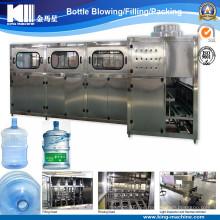 Automática de 5 galones de agua mineral de llenado de la máquina