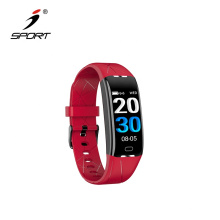 0.96 Inch IPS Color Screen BT4.2  and 24H Continuous Heart Rate Detection Healthy Smart Activity Tracker Wristband
