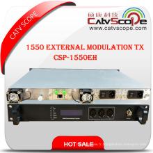 Transmetteur optique à 1550nm à modulation externe