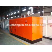 640kw/800kva diesel generator set powered by engine 4006-23TAG3A
