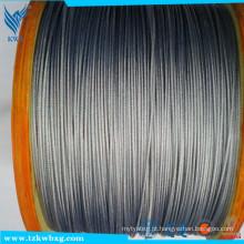 ASTM A276 321 fio de soldadura de aço inoxidável laminado a quente