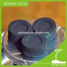 Bamboo shisha charcoal briquettes for sale