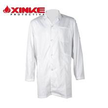 poliéster / algodão enfermeira uniforme do hospital projeta