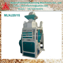 Great capacity best price of mini rice mill