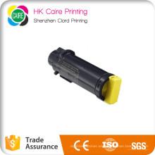Cartucho de tóner de color compatible para DELL H625cdw / H825dcw / S2825cdn