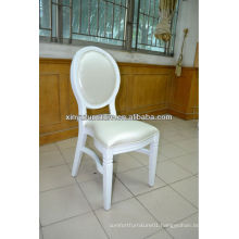 champagne leather louis chair XY0715-1