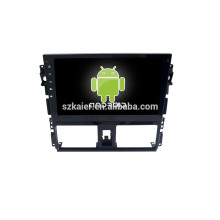 HOT! 10,1 Zoll Full-Touchscreen Auto DVD für Android System Toyota VIOS