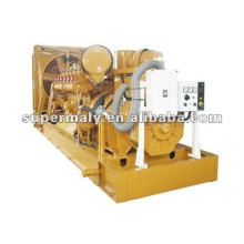 CE approved factory price gas turbine generator