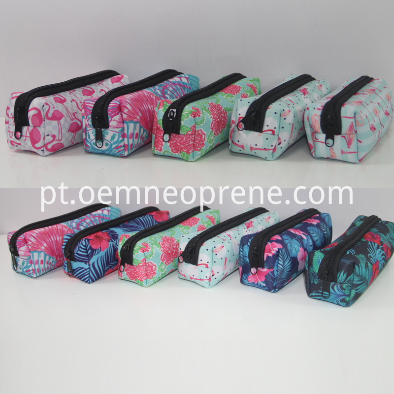 Students pencil bags