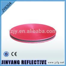 Color cinta reflectante de poliester eslingas de correa /webbing